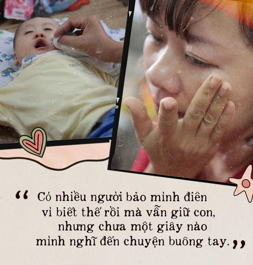 Chuyện ghi chép trong bệnh viện: Sự diệu kỳ của trái tim người mẹ, tột cùng mềm mỏng, rất đỗi kiên cường - Ảnh 11.