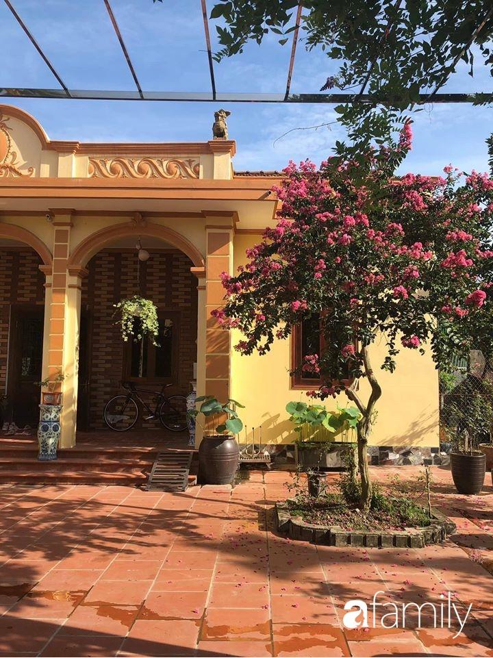 Bỏ nhà phố, cặp vợ chồng trẻ an nhiên với ngôi nhà bên vườn cây, ao cá tại Gia Lâm, Hà Nội - Ảnh 4.