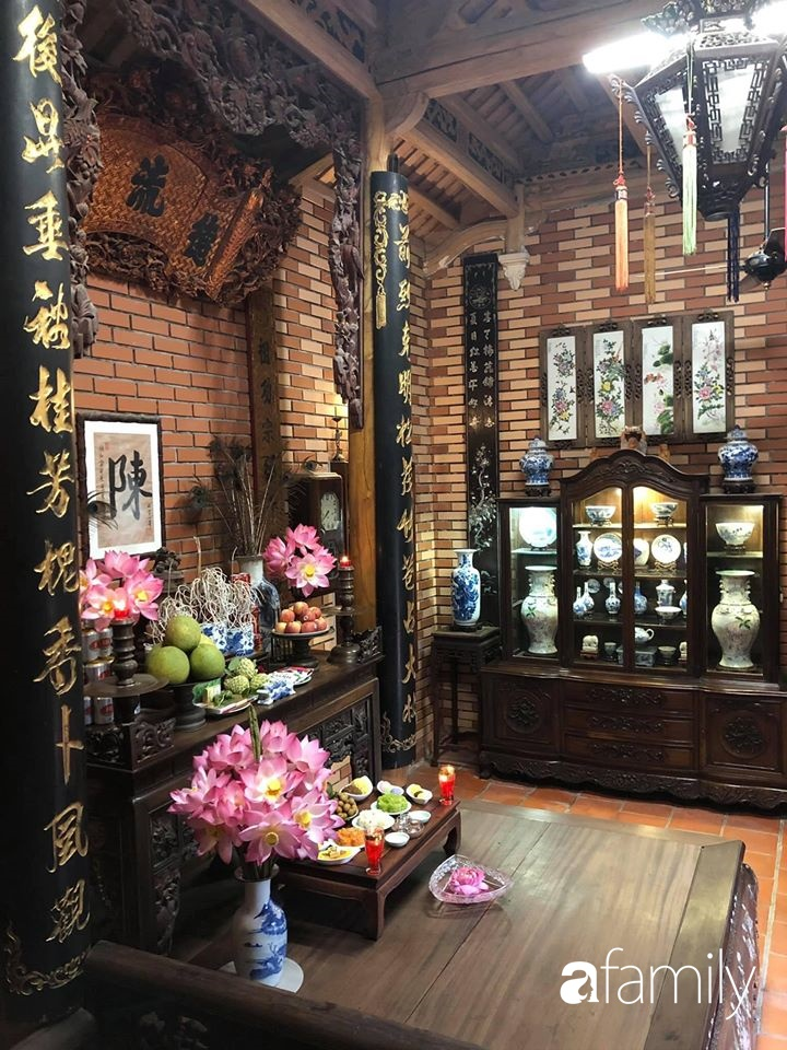 Bỏ nhà phố, cặp vợ chồng trẻ an nhiên với ngôi nhà bên vườn cây, ao cá tại Gia Lâm, Hà Nội - Ảnh 5.