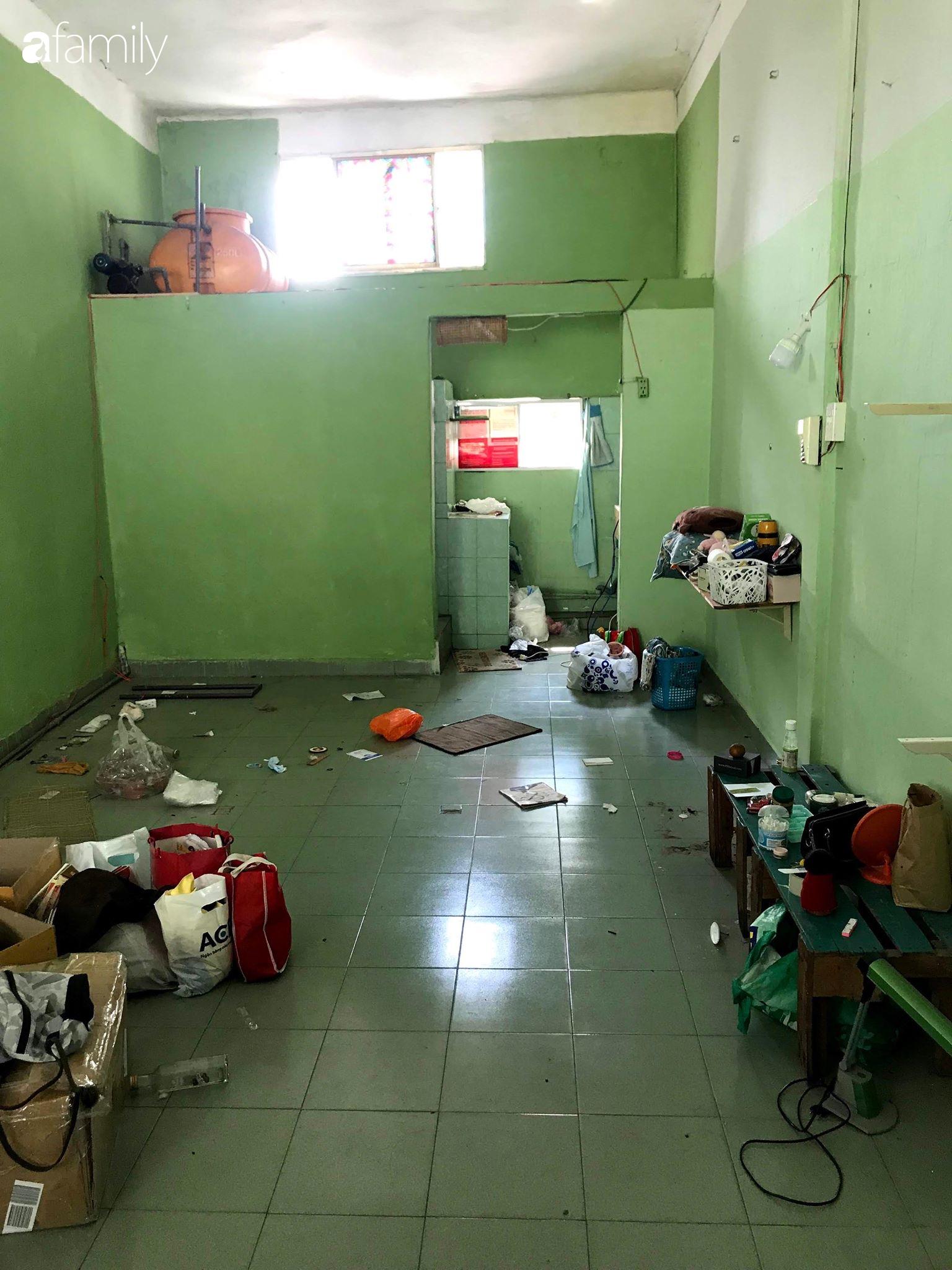 2 tuần hô biến căn hộ chung cư cũ thành homestay đẹp lung linh mang phong cách Scandinavian giữa Sài Gòn chỉ với 130 triệu, hiện cho thuê giá 800k/đêm - Ảnh 2.