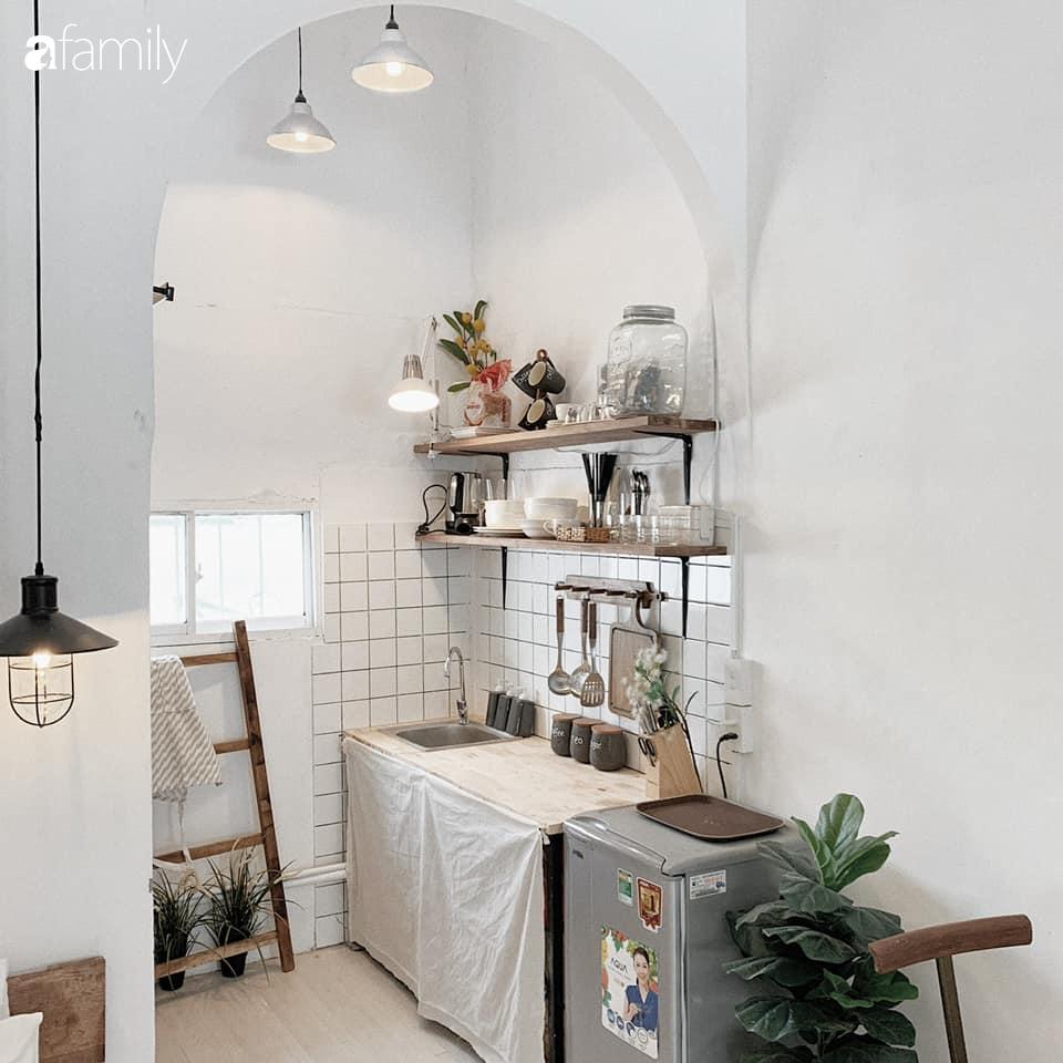 2 tuần hô biến căn hộ chung cư cũ thành homestay đẹp lung linh mang phong cách Scandinavian giữa Sài Gòn chỉ với 130 triệu, hiện cho thuê giá 800k/đêm - Ảnh 13.