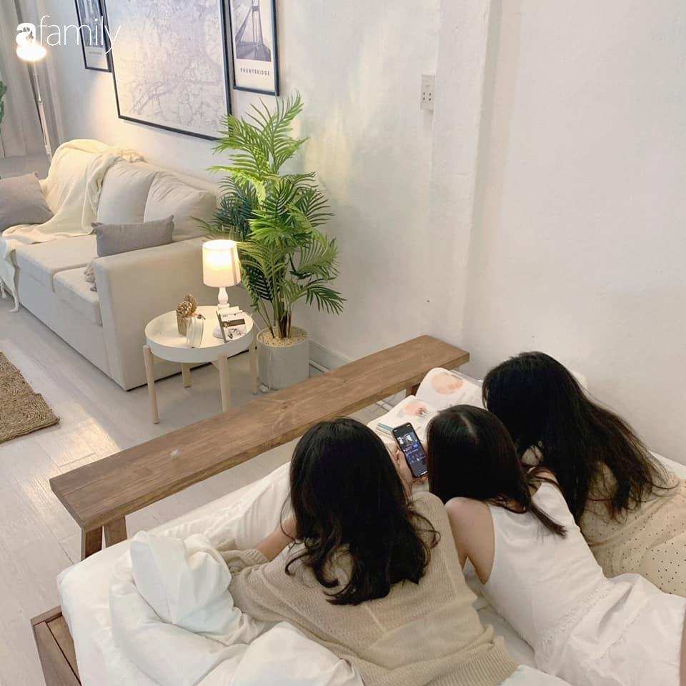 2 tuần hô biến căn hộ chung cư cũ thành homestay đẹp lung linh mang phong cách Scandinavian giữa Sài Gòn chỉ với 130 triệu, hiện cho thuê giá 800k/đêm - Ảnh 17.