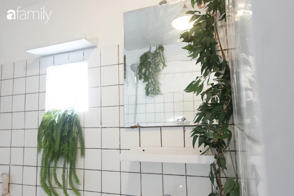 2 tuần hô biến căn hộ chung cư cũ thành homestay đẹp lung linh mang phong cách Scandinavian giữa Sài Gòn chỉ với 130 triệu, hiện cho thuê giá 800k/đêm - Ảnh 22.