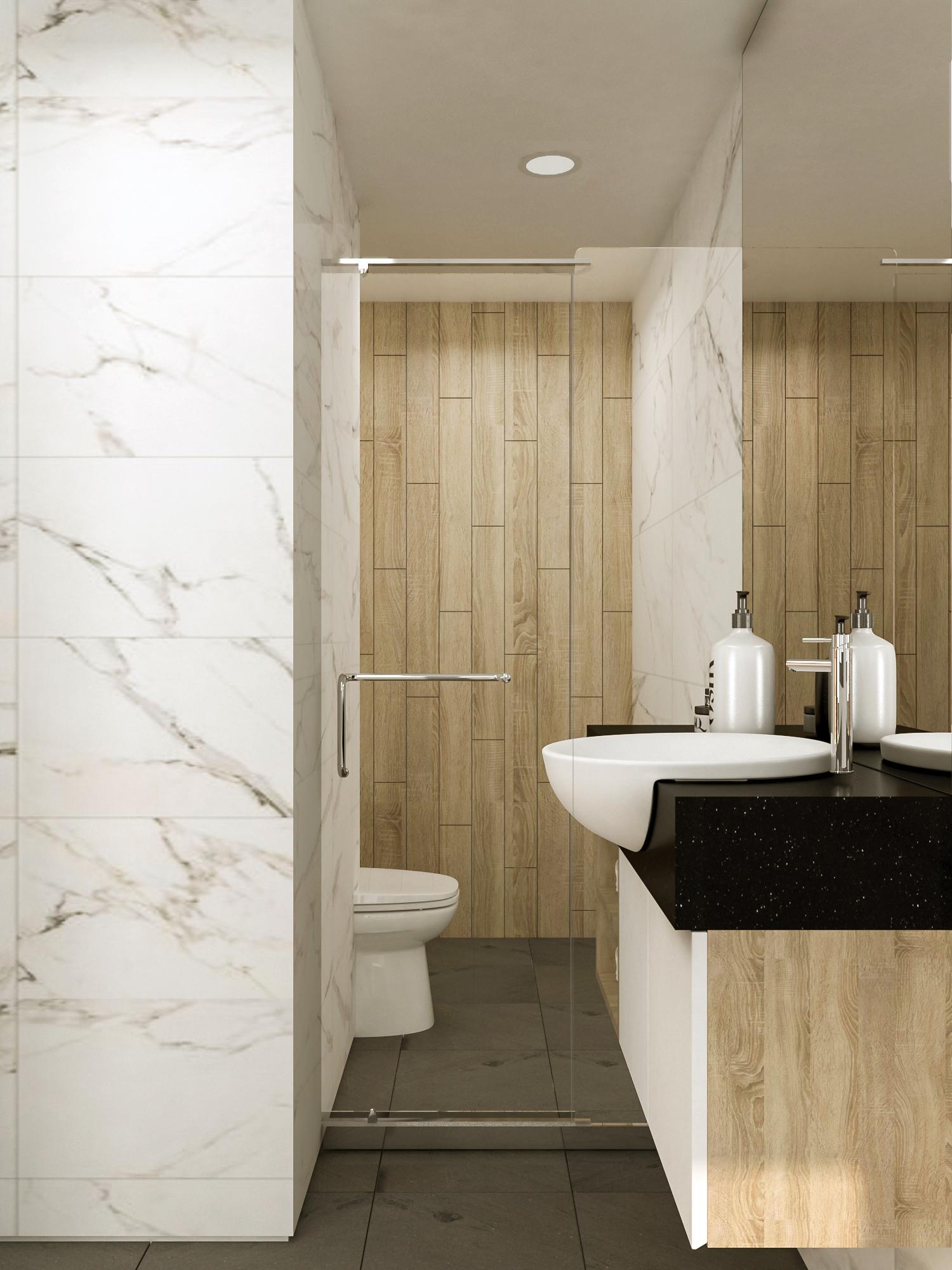 Tư vấn thiết kế cải tạo căn hộ chung cư diện tích 79m² với tổng chi phí 140 triệu đồng - Ảnh 11.