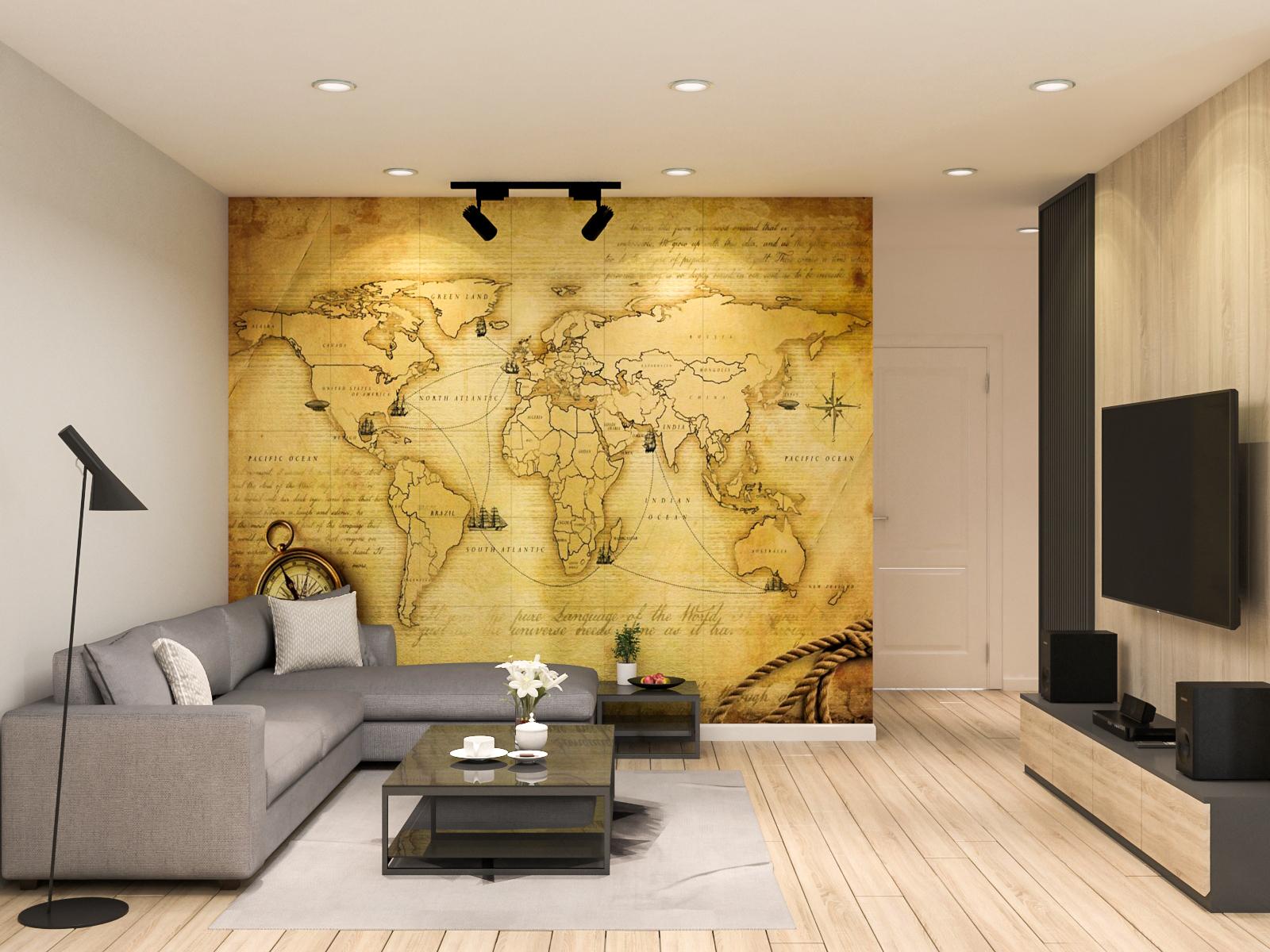 Tư vấn thiết kế cải tạo căn hộ chung cư diện tích 79m² với tổng chi phí 140 triệu đồng - Ảnh 7.
