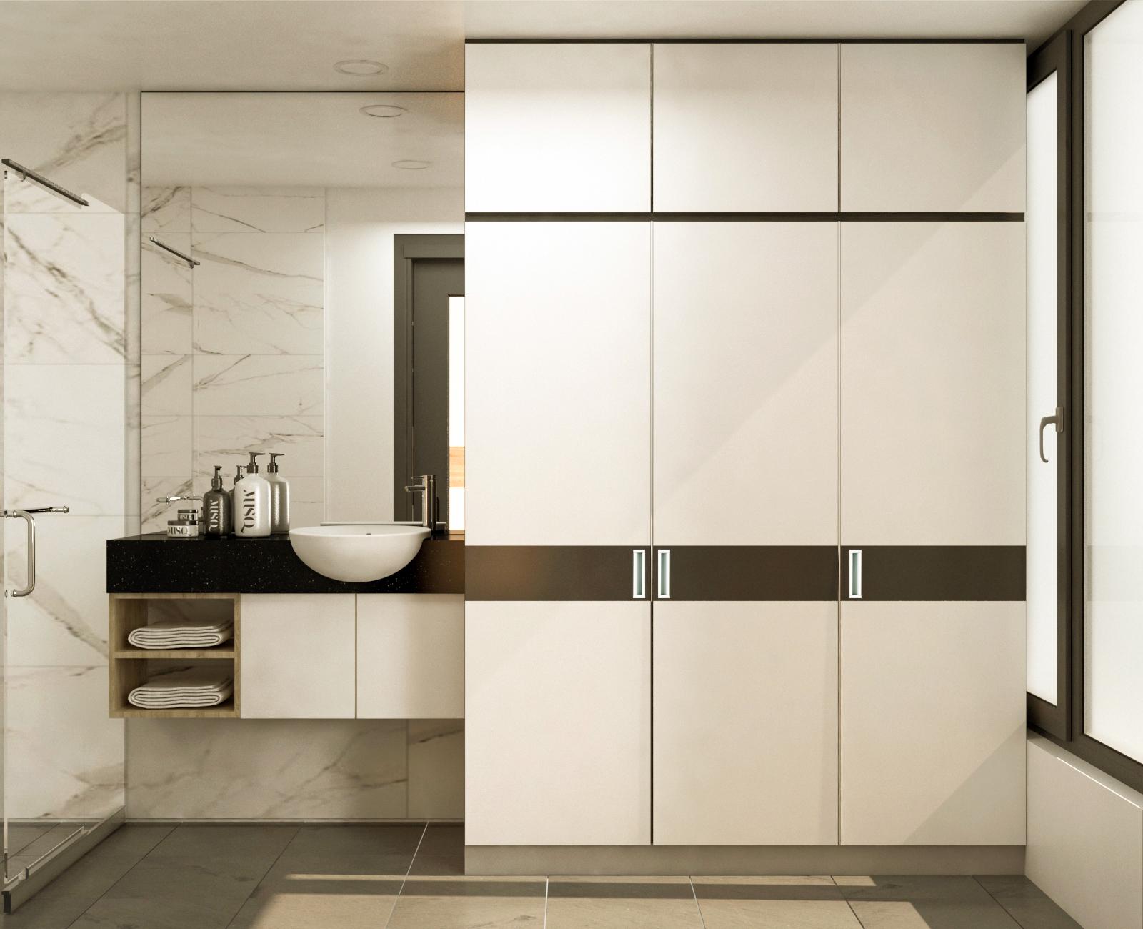 Tư vấn thiết kế cải tạo căn hộ chung cư diện tích 79m² với tổng chi phí 140 triệu đồng - Ảnh 10.
