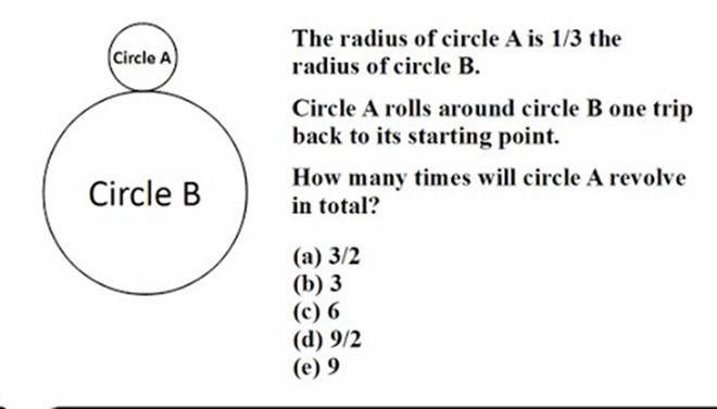Bài toán siêu học búa, chỉ 0,001% người giải được, nếu tìm ra đáp án đúng thì xin chúc mừng, IQ của bạn được xếp vào hàng tầm cỡ - Ảnh 2.