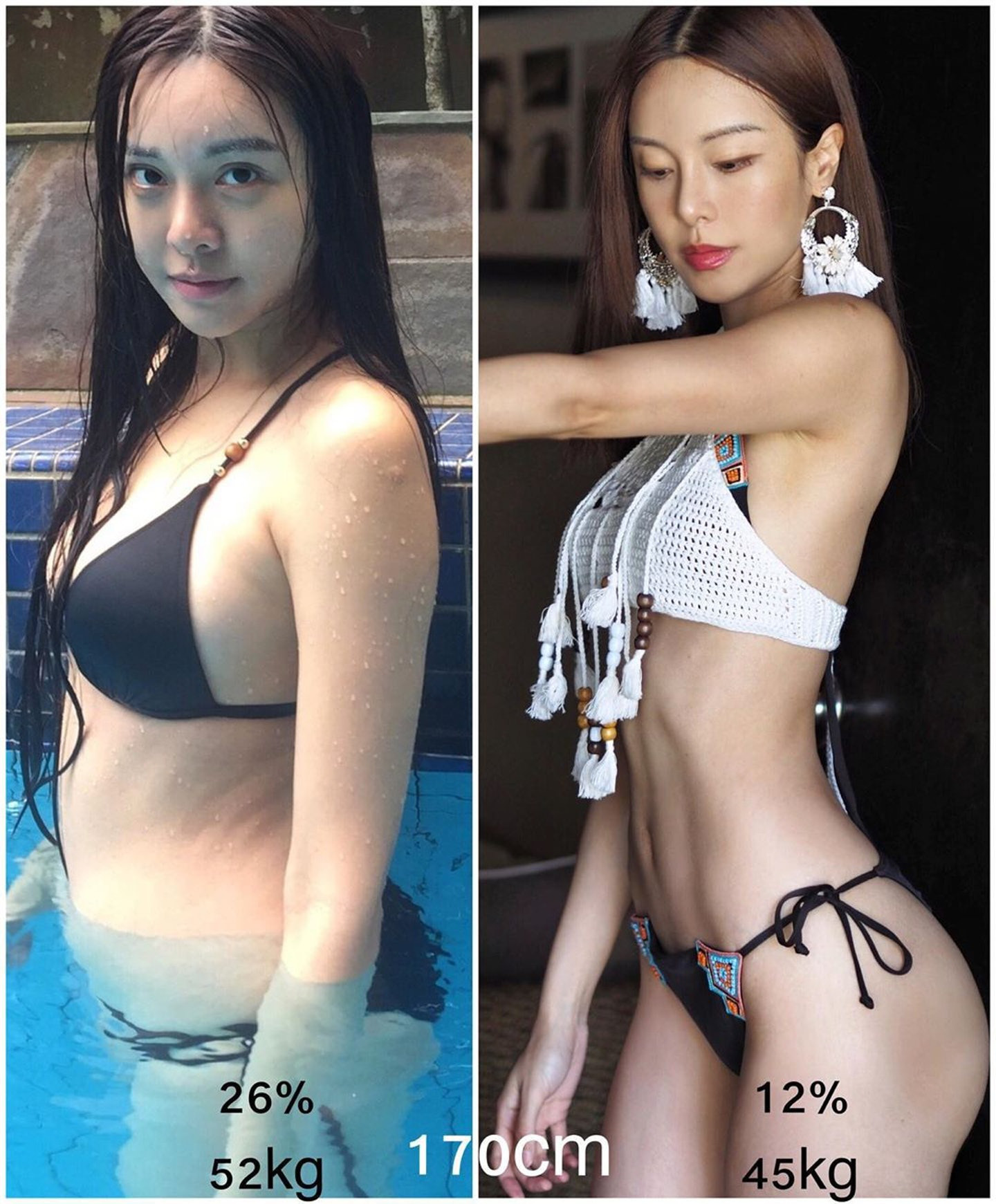 Hot girl số 1 Malaysia chia sẻ bí quyết lấy lại thân hình thắt đáy lưng ong khi giảm từ 52kg xuống 45kg - Ảnh 3.