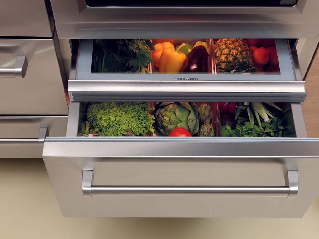 Bạn có từng thắc mắc giới siêu giàu sẽ sắm thiết bị gì cho nhà bếp - Ảnh 2.