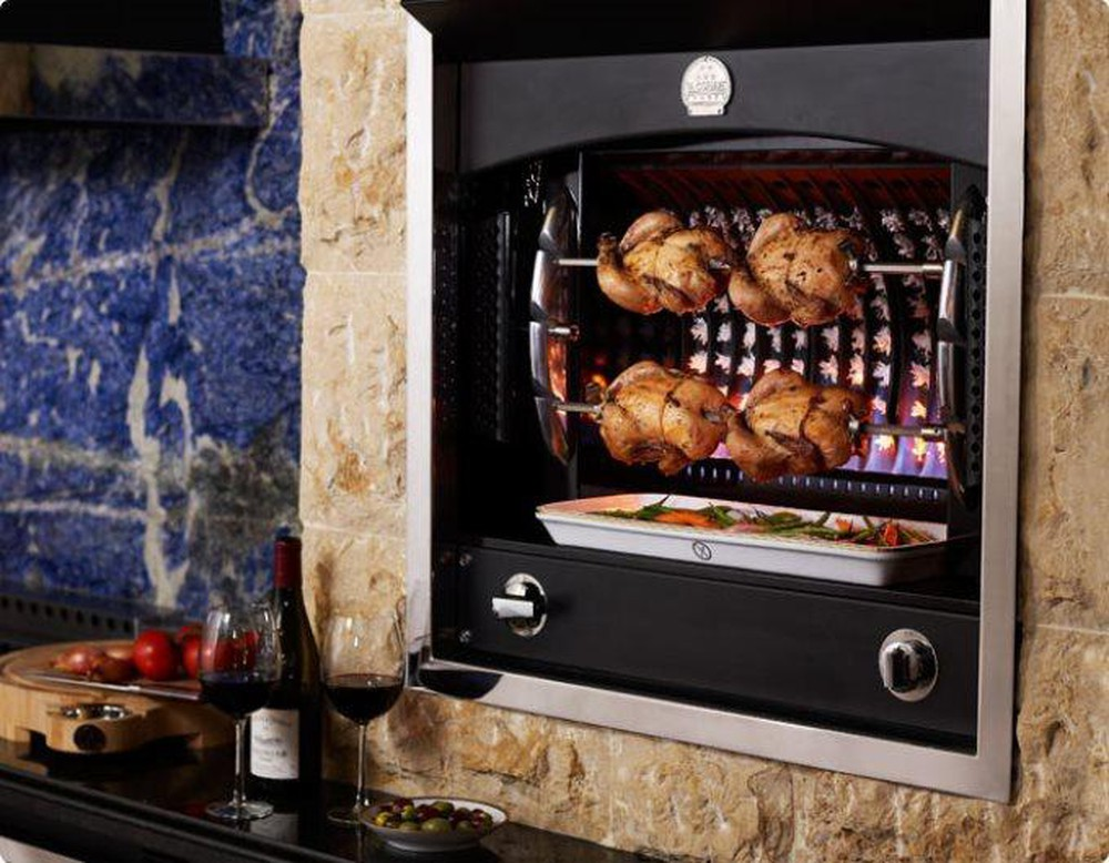Bạn có từng thắc mắc giới siêu giàu sẽ sắm thiết bị gì cho nhà bếp - Ảnh 4.