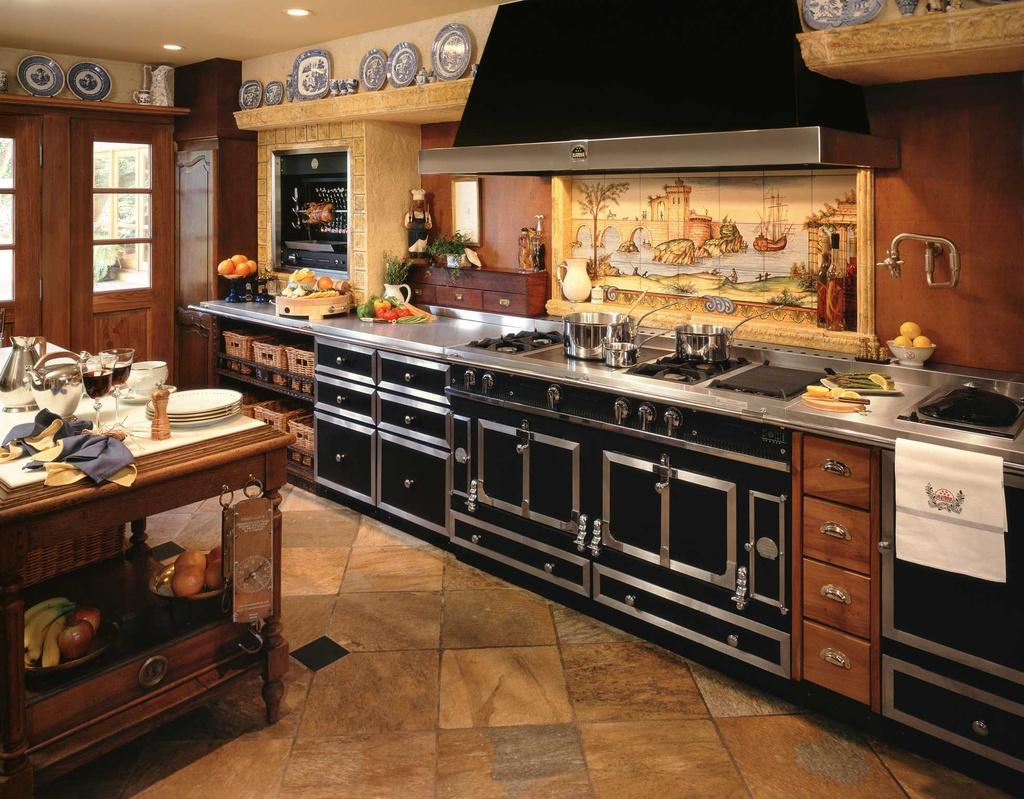 Bạn có từng thắc mắc giới siêu giàu sẽ sắm thiết bị gì cho nhà bếp - Ảnh 7.