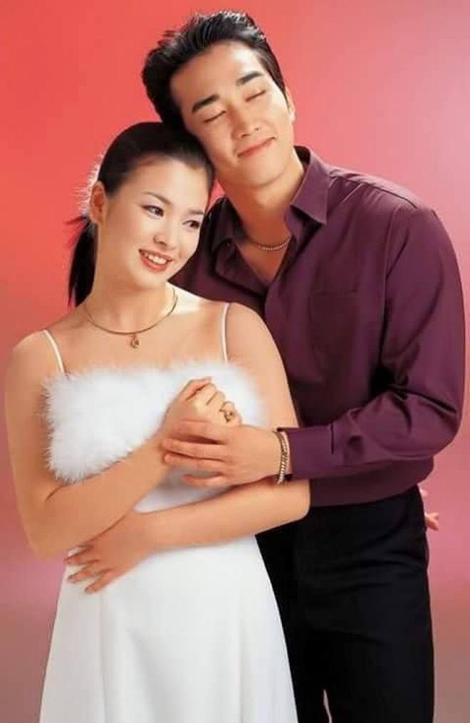 Loạt ảnh hiếm hoi thời Song Hye Kyo nặng 70kg: Vóc dáng mũm mĩm, makeup và tóc tai còn dừ hơn cả hiện tại - Ảnh 6.