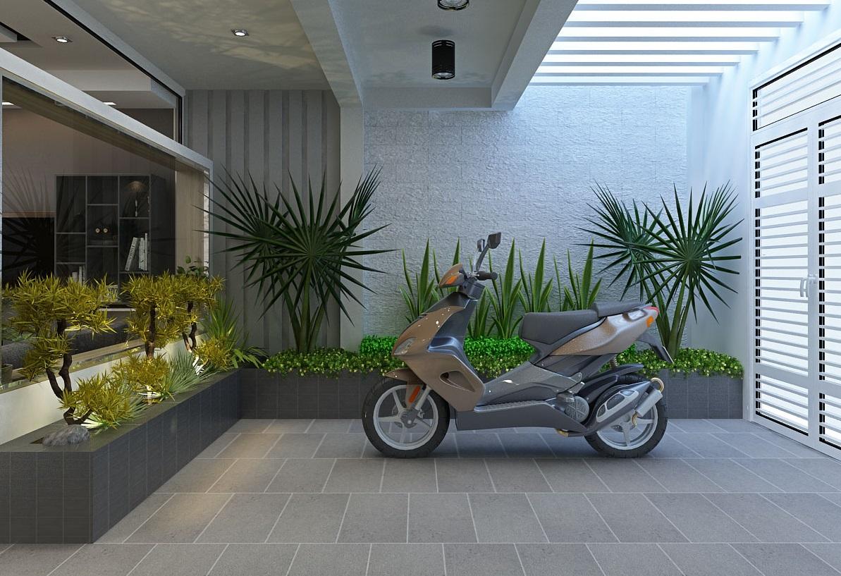 Tư vấn thiết kế nội thất nhà ở cấp 4 nhỏ xinh theo phong cách hiện đại tối giản và với chi phí tiết kiệm chỉ 50 triệu - Ảnh 3.