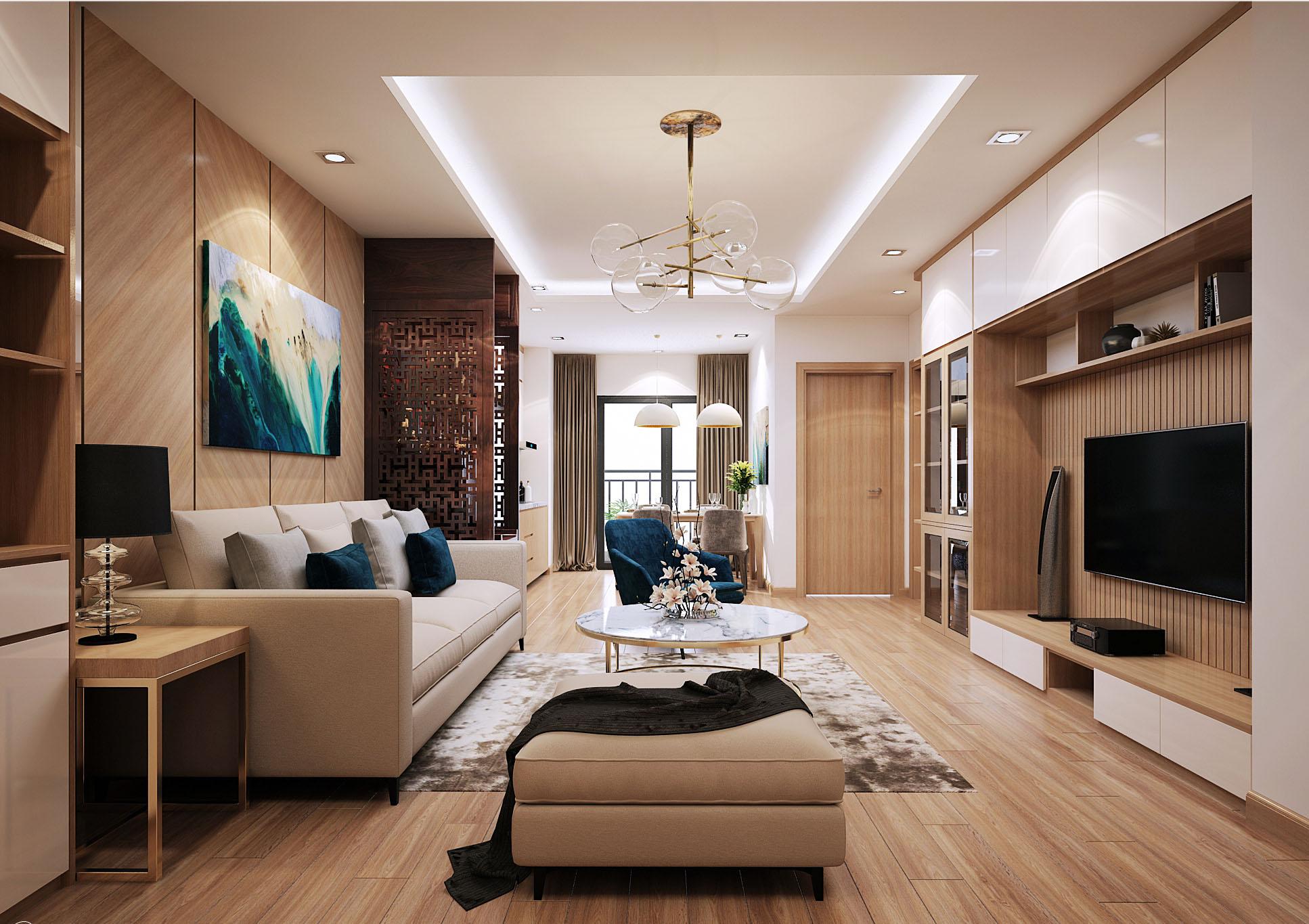 Tư vấn thiết kế nội thất nhà ở cấp 4 nhỏ xinh theo phong cách hiện đại tối giản và với chi phí tiết kiệm chỉ 50 triệu - Ảnh 5.