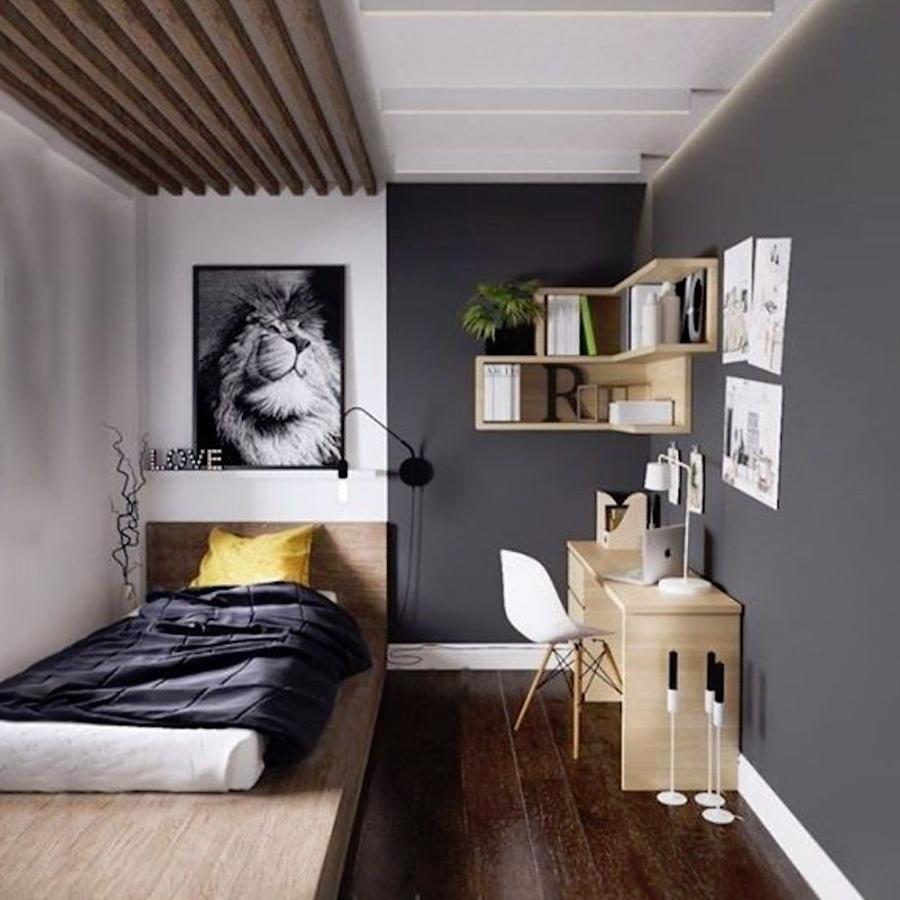 Tư vấn thiết kế nội thất nhà ở cấp 4 nhỏ xinh theo phong cách hiện đại tối giản và với chi phí tiết kiệm chỉ 50 triệu - Ảnh 9.