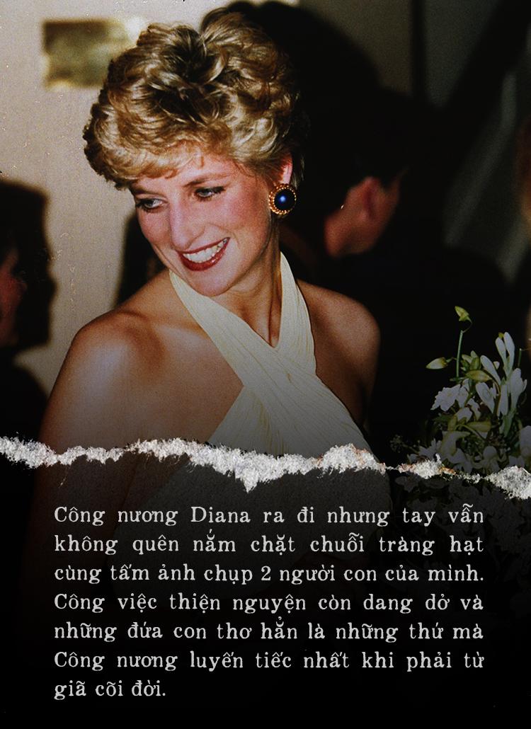 Điều ít biết về hai món đồ Công nương Diana nắm chặt trong tay trước khi trút hơi thở cuối cùng khiến nhiều người ám ảnh cho đến tận bây giờ - Ảnh 2.