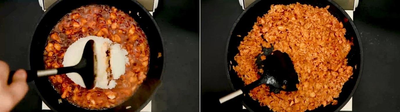 """Hễ cuối tuần là con tôi đòi mẹ làm """"cơm chiên nhà hàng xịn"""" cho ăn, thực ra là dễ vô cùng! - Ảnh 4."""