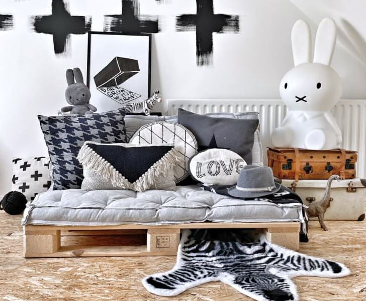 Gợi ý 10 kiểu giường pallet vừa rẻ vừa xinh phù hợp với mọi loại phòng ngủ - Ảnh 1.