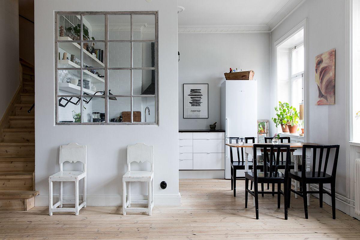 Những căn bếp nhỏ được thiết kế sáng tạo vừa đẹp vừa tiện dụng nhờ các giải pháp không ai ngờ tới - Ảnh 4.
