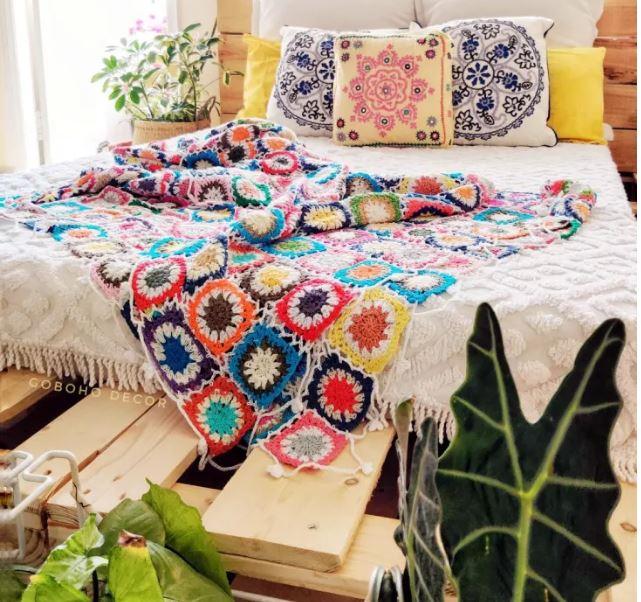 Gợi ý 10 kiểu giường pallet vừa rẻ vừa xinh phù hợp với mọi loại phòng ngủ - Ảnh 6.