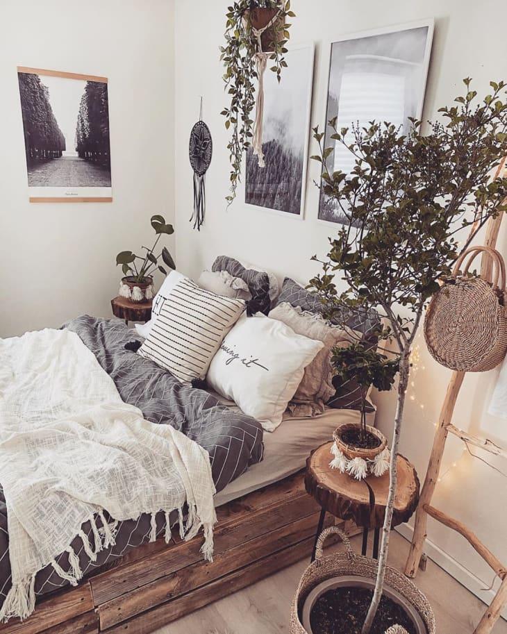 Gợi ý 10 kiểu giường pallet vừa rẻ vừa xinh phù hợp với mọi loại phòng ngủ - Ảnh 9.