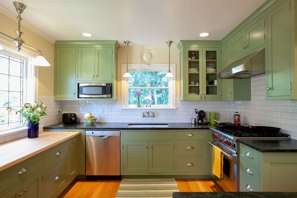 """Cập nhật bảng màu xu hướng cho nhà bếp mùa hè: Hồng phấn bất ngờ lên ngôi, gam màu này xuất hiện tới hai lần nhưng ai cũng """"gật gù"""" đồng ý - Ảnh 13."""