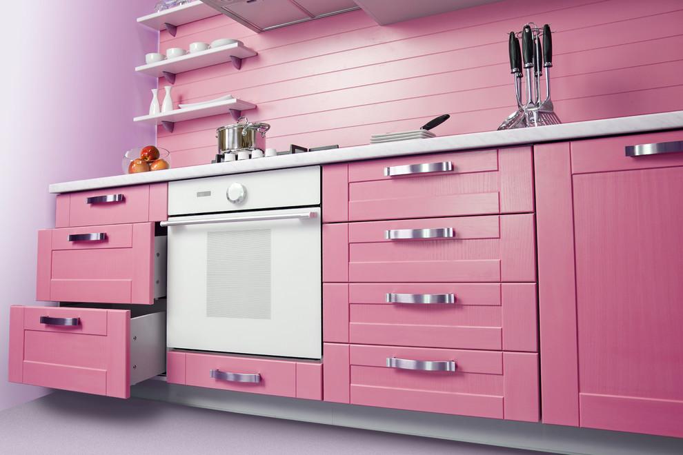 """Cập nhật bảng màu xu hướng cho nhà bếp mùa hè: Hồng phấn bất ngờ lên ngôi, gam màu này xuất hiện tới hai lần nhưng ai cũng """"gật gù"""" đồng ý - Ảnh 11."""