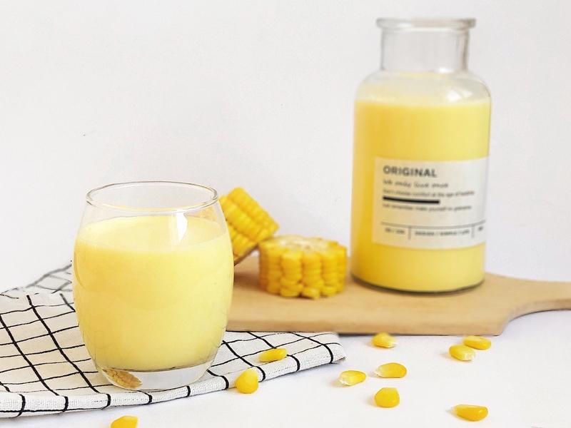 cách làm sữa ngô 6