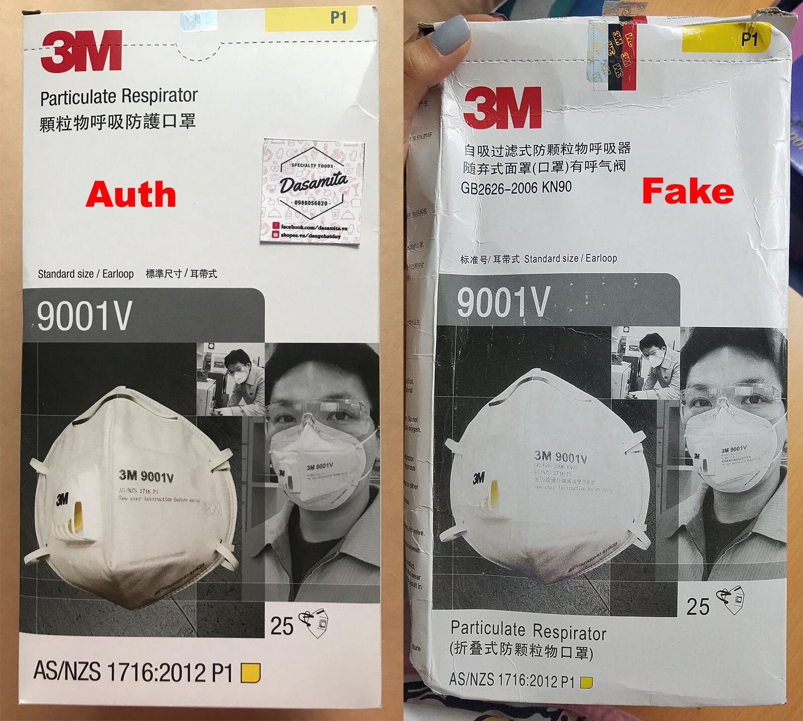 Nắm chắc những mẹo này phân biệt này, bạn yên tâm mua được khẩu trang 3M chất lượng - Ảnh 8.