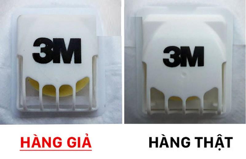 Nắm chắc những mẹo này phân biệt này, bạn yên tâm mua được khẩu trang 3M chất lượng - Ảnh 5.