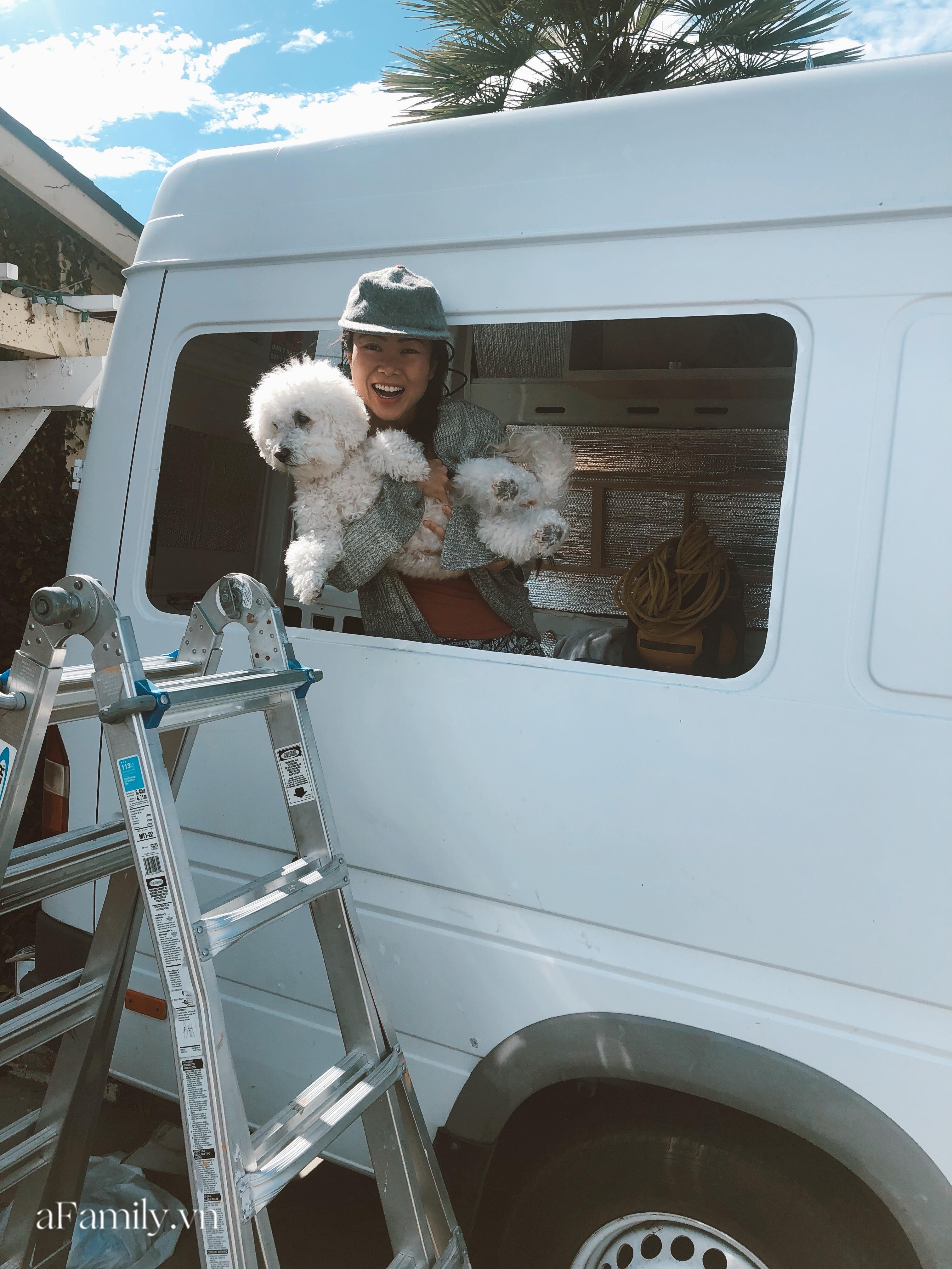 Cuộc sống trên xe van đi khắp nước Mỹ của đôi vợ chồng người Việt: Mỗi ngày thức dậy là một cảnh bình minh - Ảnh 10.