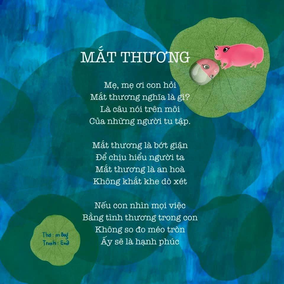 Gặp người phụ nữ Huế với những bài thơ thiền dành cho trẻ em gây sốt cộng đồng mạng - Ảnh 3.