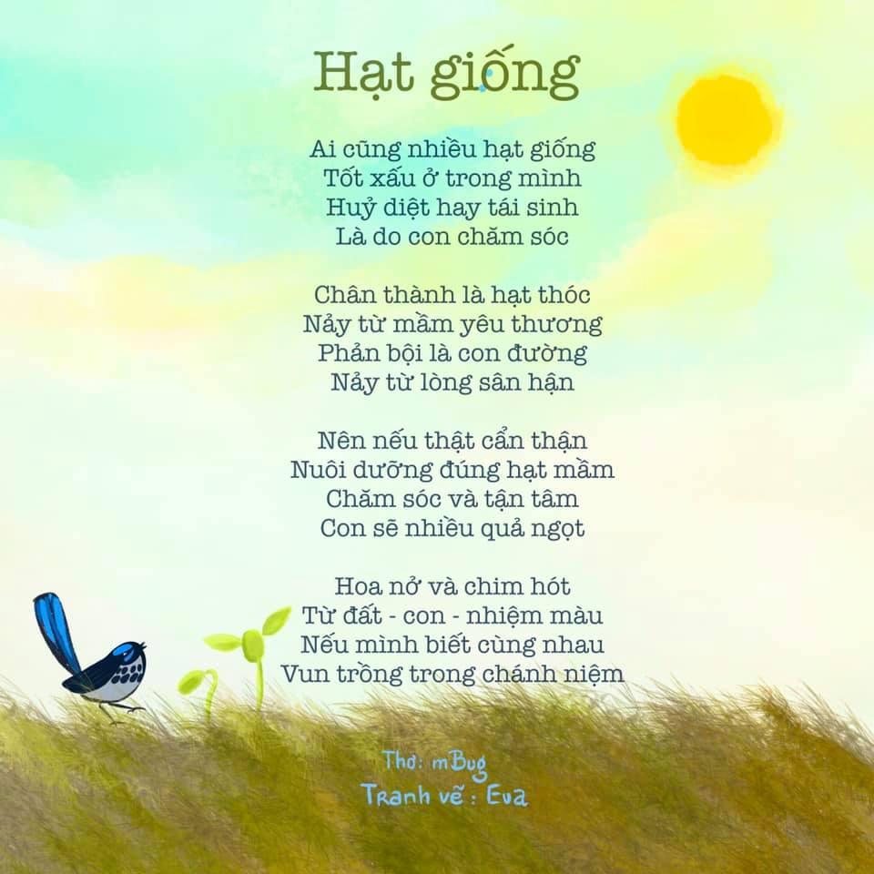 Gặp người phụ nữ Huế với những bài thơ thiền dành cho trẻ em gây sốt cộng đồng mạng - Ảnh 6.
