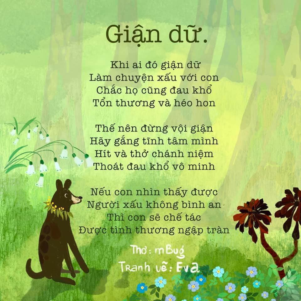 Gặp người phụ nữ Huế với những bài thơ thiền dành cho trẻ em gây sốt cộng đồng mạng - Ảnh 4.