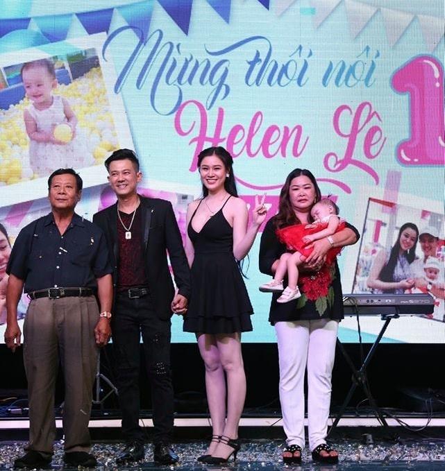 Bố ruột ca sĩ Vân Quang Long vẫn dự đám hỏi và phát biểu trong tiệc sinh nhật cháu gái dù tuyên bố không nhận người con dâu thứ 2? - Ảnh 3.