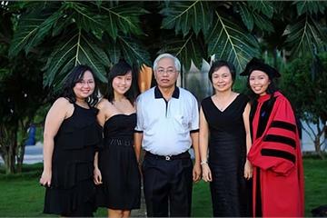 3 ái nữ nhà PNJ toàn theo học đại học TOP đầu thế giới, tài sản trăm tỷ nhưng bất ngờ nhất là cô con gái út