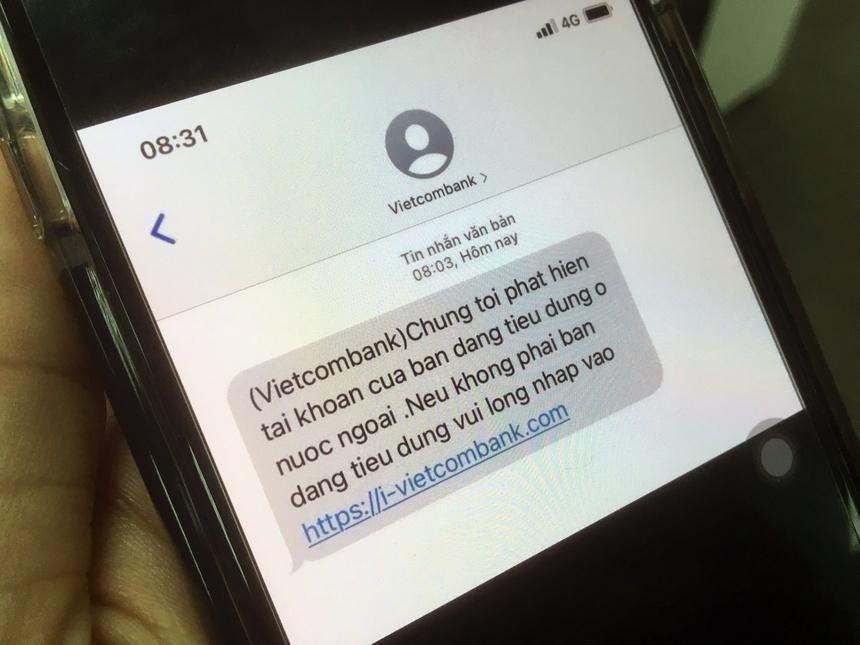 Vụ hack tài khoản ngân hàng thông qua gửi tin nhắn giả mạo: Chỉ với 3 triệu đồng có thể gửi cả nghìn tin nhắn cùng lúc - Ảnh 2.