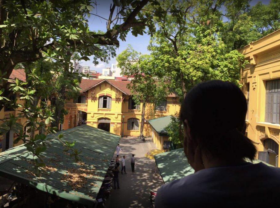 """Hà Nội có 1 trường đại học danh giá: Muốn thi đỗ phải học cực """"trâu bò"""", kiến trúc thì đẹp thôi rồi, chẳng khác nào lâu đài cổ - Ảnh 13."""