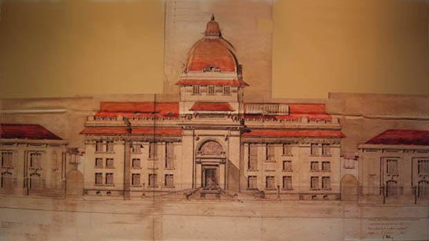 """Hà Nội có 1 trường đại học danh giá: Muốn thi đỗ phải học cực """"trâu bò"""", kiến trúc thì đẹp thôi rồi, chẳng khác nào lâu đài cổ - Ảnh 3."""