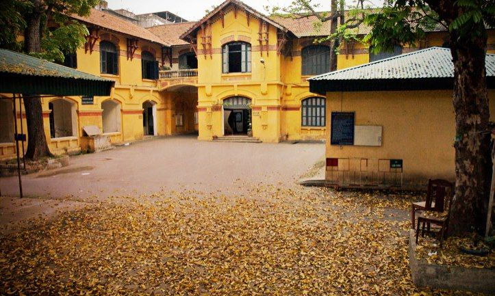 """Hà Nội có 1 trường đại học danh giá: Muốn thi đỗ phải học cực """"trâu bò"""", kiến trúc thì đẹp thôi rồi, chẳng khác nào lâu đài cổ - Ảnh 5."""