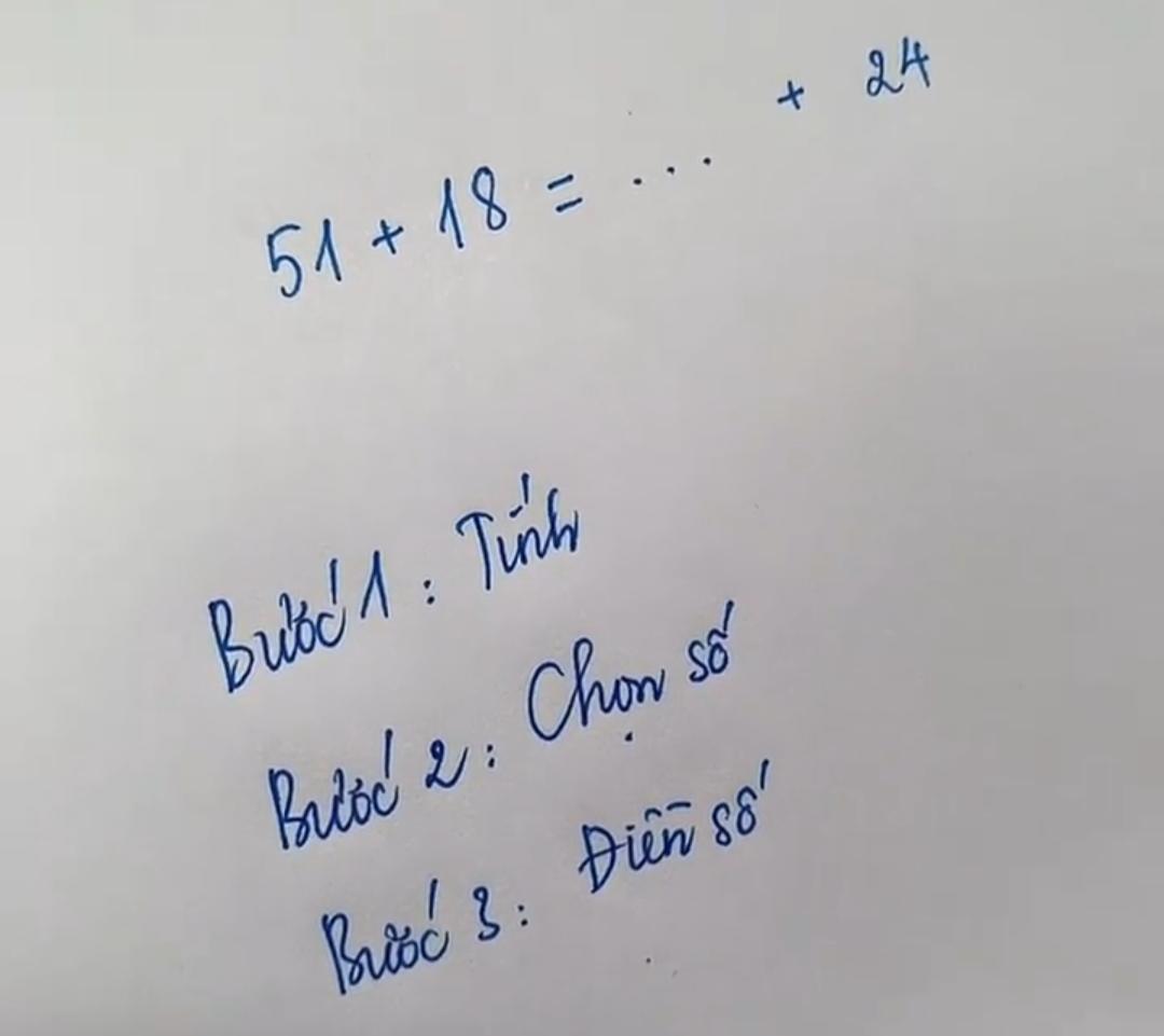 Cô giáo tiểu học bật mí bí quyết cực dễ giúp trẻ lớp 1 điền số vào phép tính có dấu bằng trong phạm vi 100, đảm bảo bố mẹ hướng dẫn con làm nhoay nhoáy - Ảnh 8.