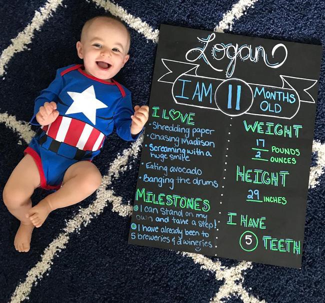 """Lên mạng than trời vì con 8 tháng chưa biết đứng, các mẹ thi nhau động viên mà dân mạng được bữa """"cười rụng răng"""" - Ảnh 28."""