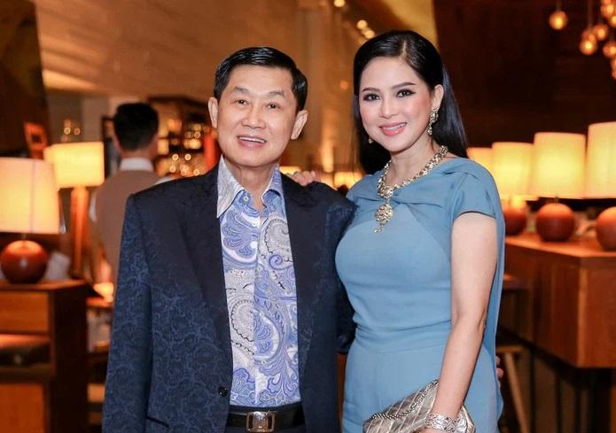 Bố chồng Tăng Thanh Hà: Đại gia ngàn tỷ đồng, bận rộn bù đầu nhưng vẫn hết mực quan tâm, dìu dắt các con theo cách ấm áp không ngờ - Ảnh 1.