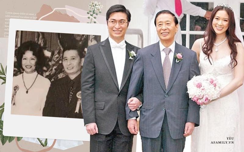 """""""Nước cờ sai lầm"""" khiến người vợ hoa hậu của tỷ phú giàu nhất Hong Kong bị đẩy ra đường, 30 năm sau quay về phải """"ngả mũ"""" trước con dâu! - Ảnh 1."""