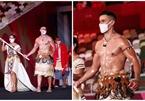 """Chân dung VĐV ngực trần """"hot"""" nhất Lễ khai mạc Olympic Tokyo 2020 khiến cộng đồng mạng bấn loạn"""