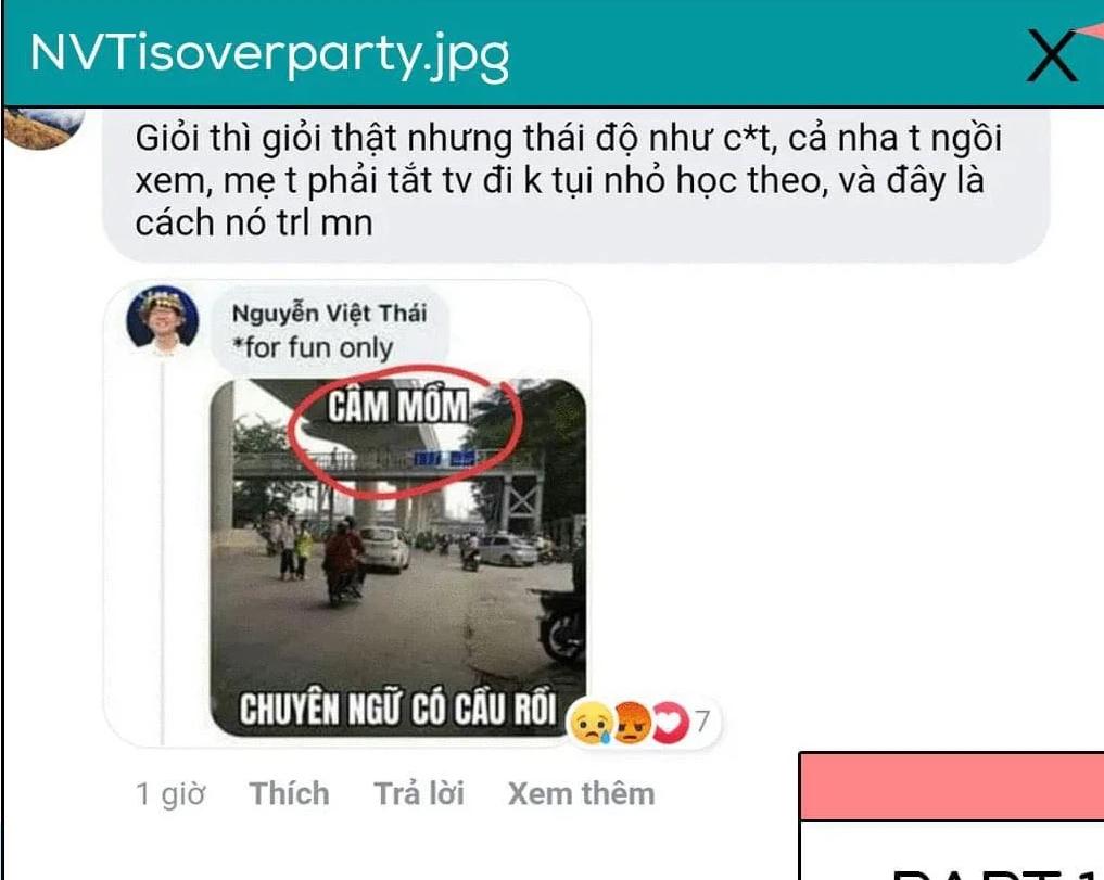 Thí sinh chung kết năm Olympia 2021 bị tung tin nhắn đùa bậy bạ về tình dục, nói lời hợm hĩnh, phải lên tiếng xin lỗi lúc 12h đêm - Ảnh 4.