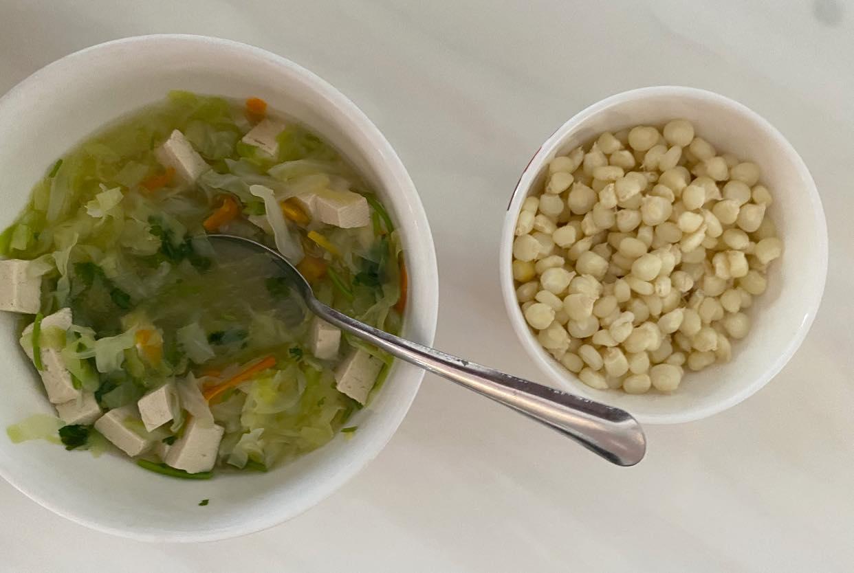 Võ Hạ Trâm khoe giảm gần 11kg sau sinh, thực đơn ăn uống khiến nhiều người bất ngờ - Ảnh 2.