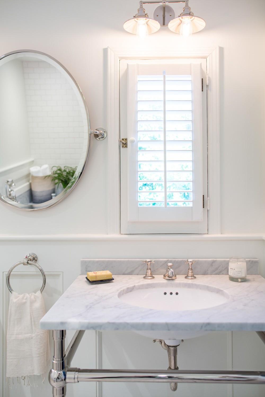 Cận cảnh 3 thiết kế phòng tắm được hồi sinh theo phong cách Tây Ban Nha thập niên 1930 nhờ các vật liệu công nghiệp - Ảnh 11.