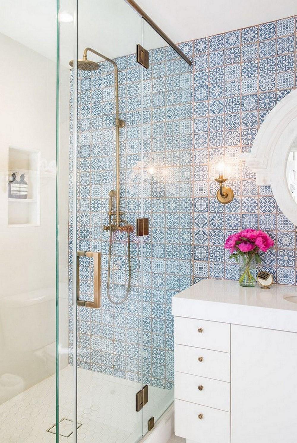 Cận cảnh 3 thiết kế phòng tắm được hồi sinh theo phong cách Tây Ban Nha thập niên 1930 nhờ các vật liệu công nghiệp - Ảnh 8.