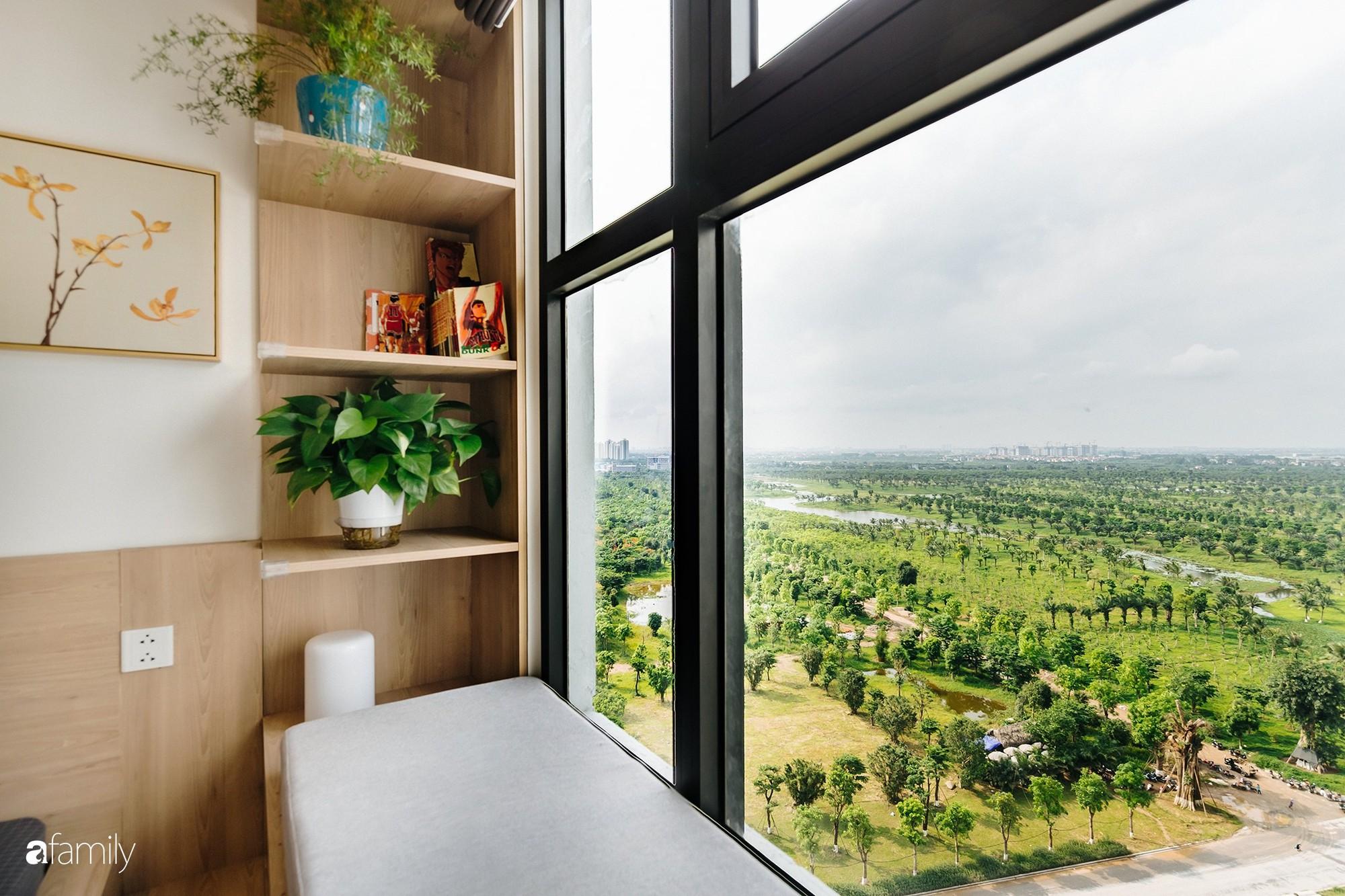 Căn hộ nhỏ thiết kế theo phong cách Nhật của cặp vợ chồng trẻ yêu thích cuộc sống an yên ở Hà Nội - Ảnh 12.